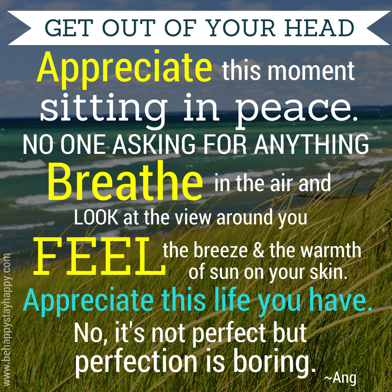 Appreciate this Life